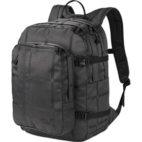 Jack Wolfskin Berkeley Y.D. Rucksack black big check